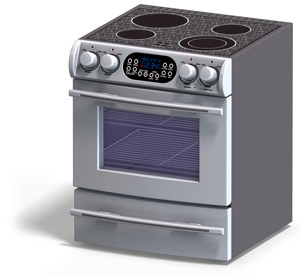 Pearland oven repair service